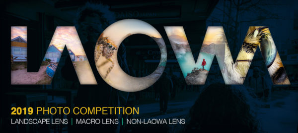 3RD Laowa Photography Competition 2019