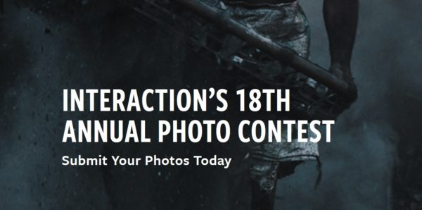 InterAction's 18th Annual Photo Contest