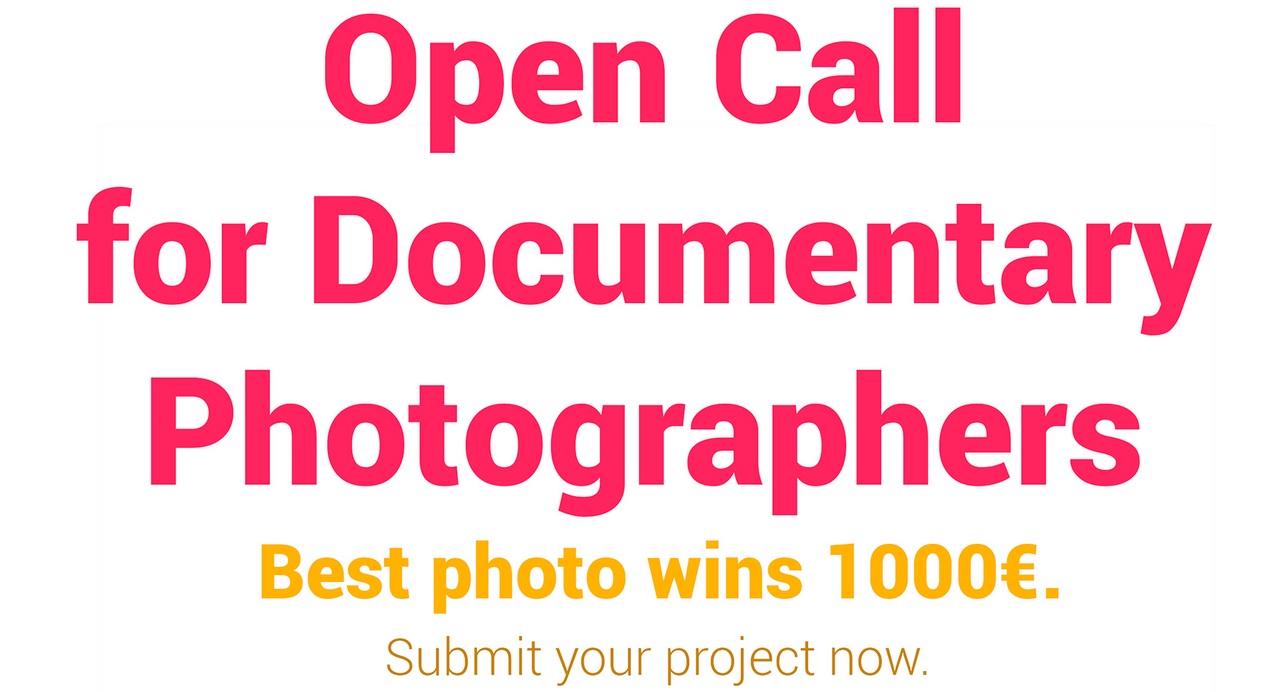 Docu Magazine Open Call for Documentary Photographers