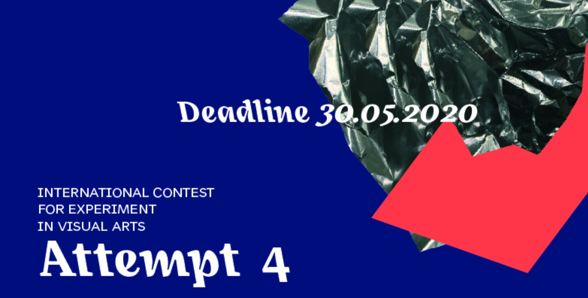 ATTEMPT 4 – Contest for Experiment in Visual Arts