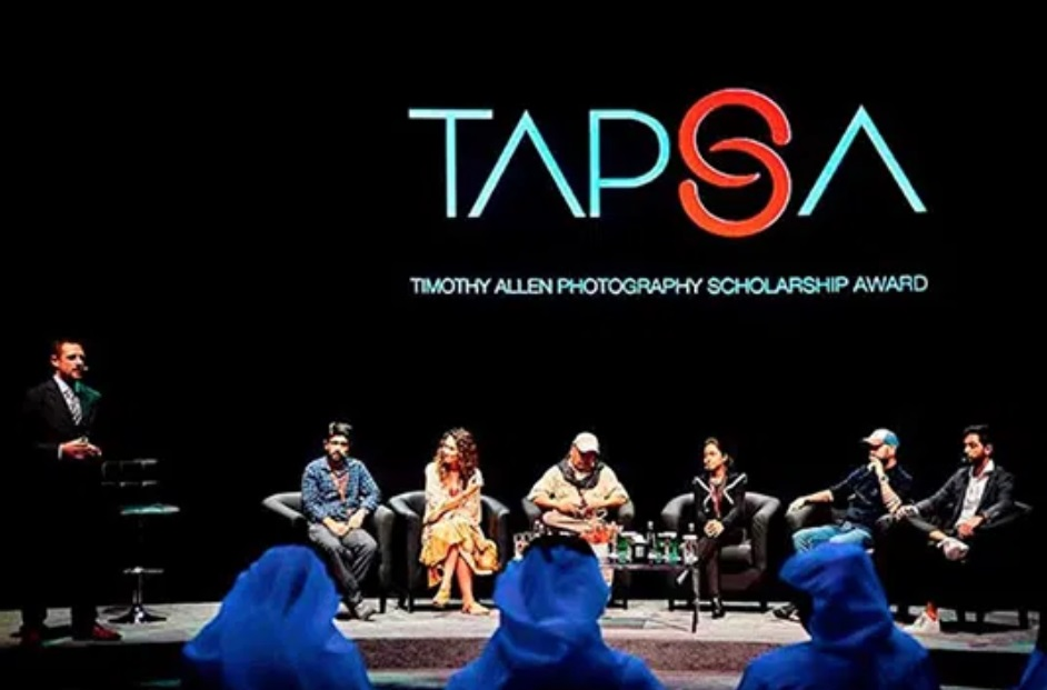 TAPSA Timothy Allen Photography Scholarship Award