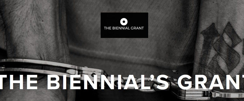 5th Biennials' Grant