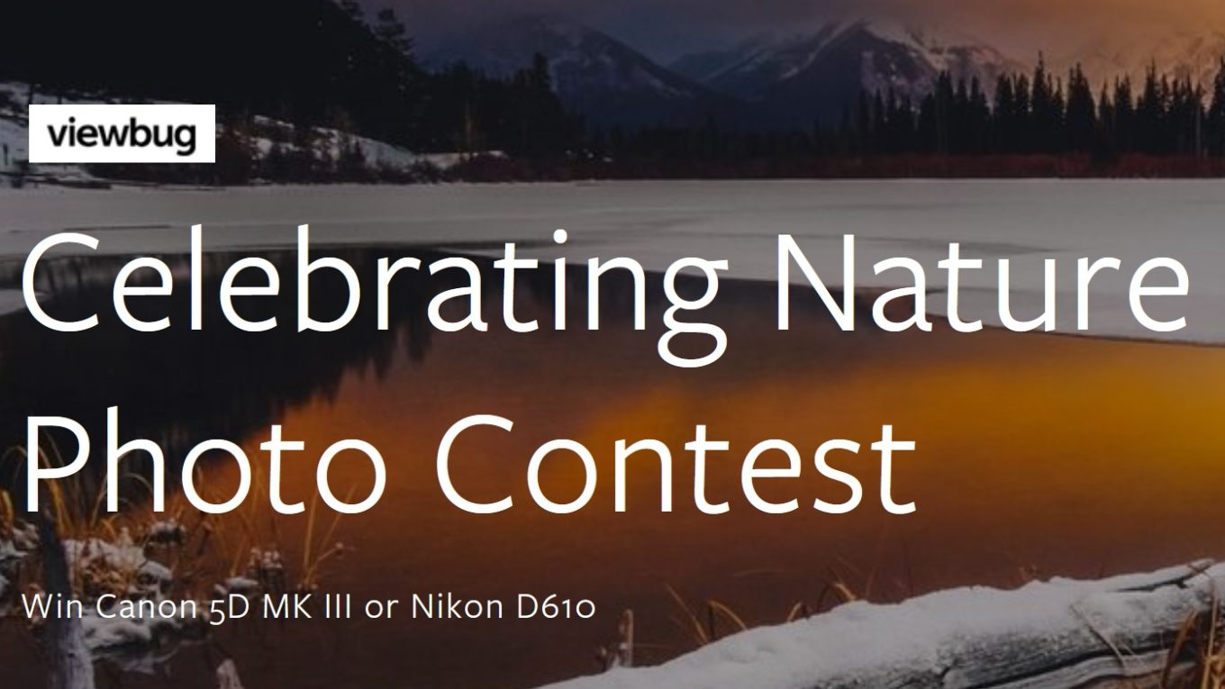 Viewbug Nature Photo Contest