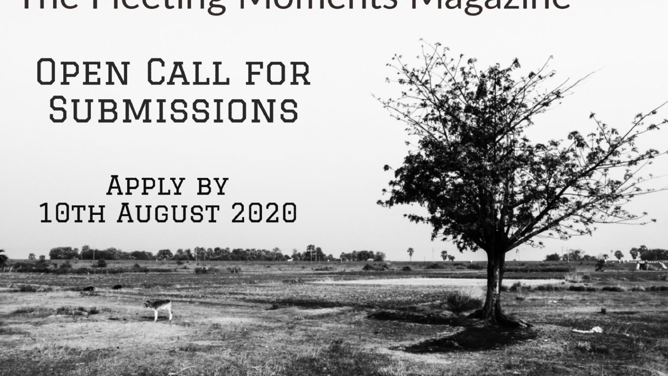 The Fleeting Moments Magazine Open Call