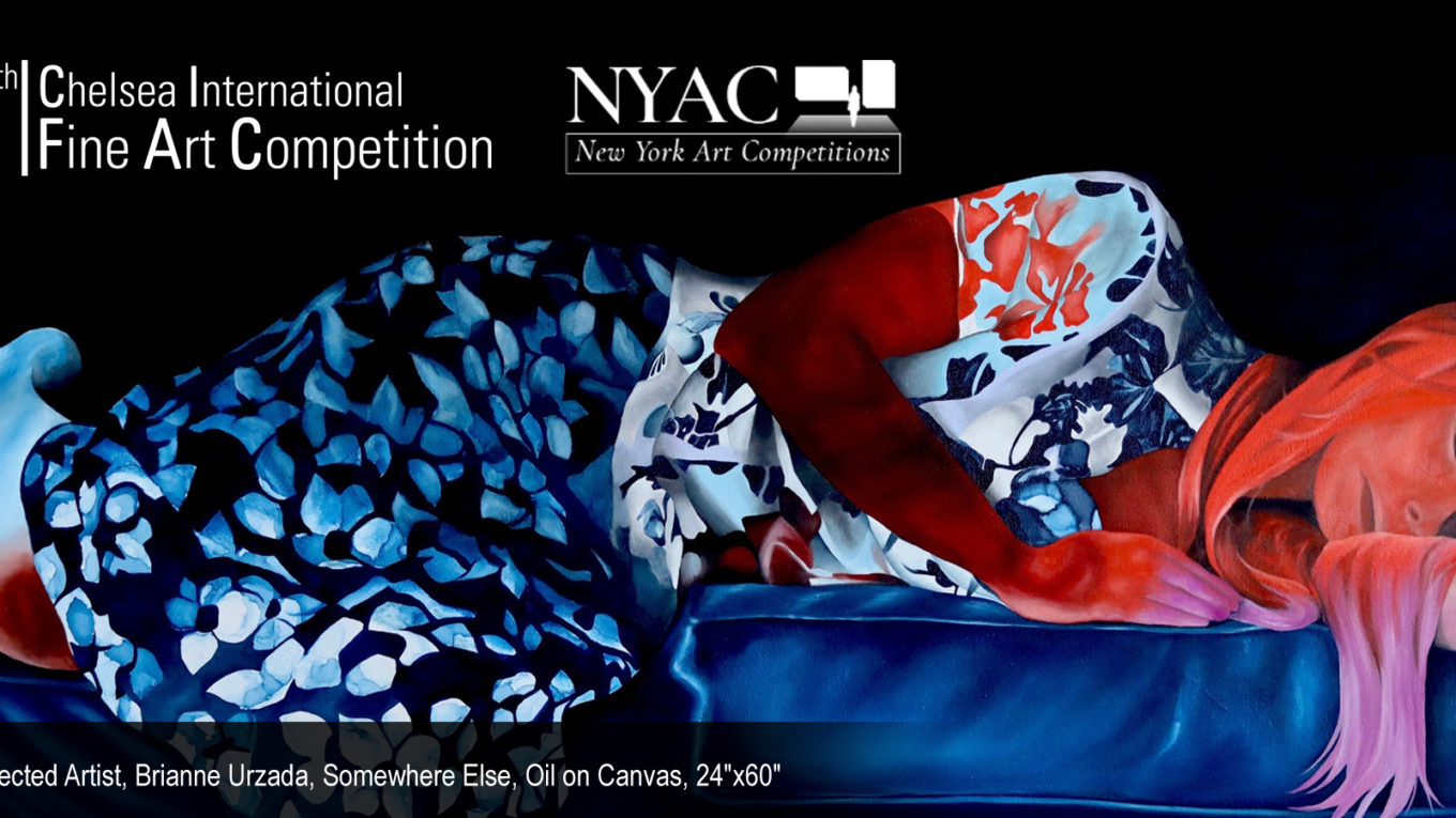 35th Chelsea International Fine Art Competition