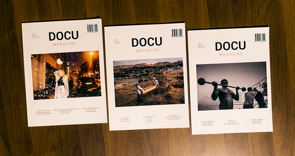 Docu Magazine: Open call for documentary photographers