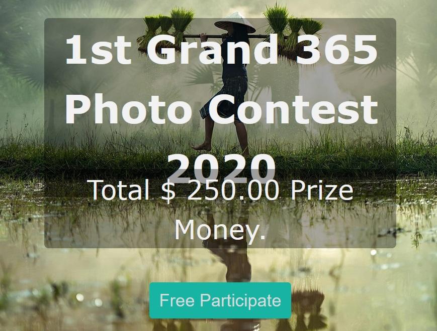 Grand 365 Photo Contest