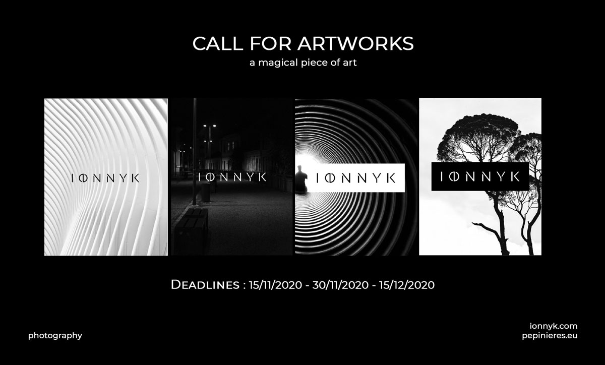 IONNYK – photographic art, digital, black & white