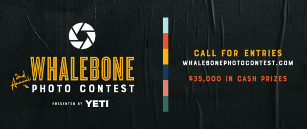 Whalebone Magazine Photo Contest Presented by YETI