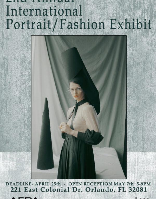 2nd Annual International Portrait/Fashion Exhibit