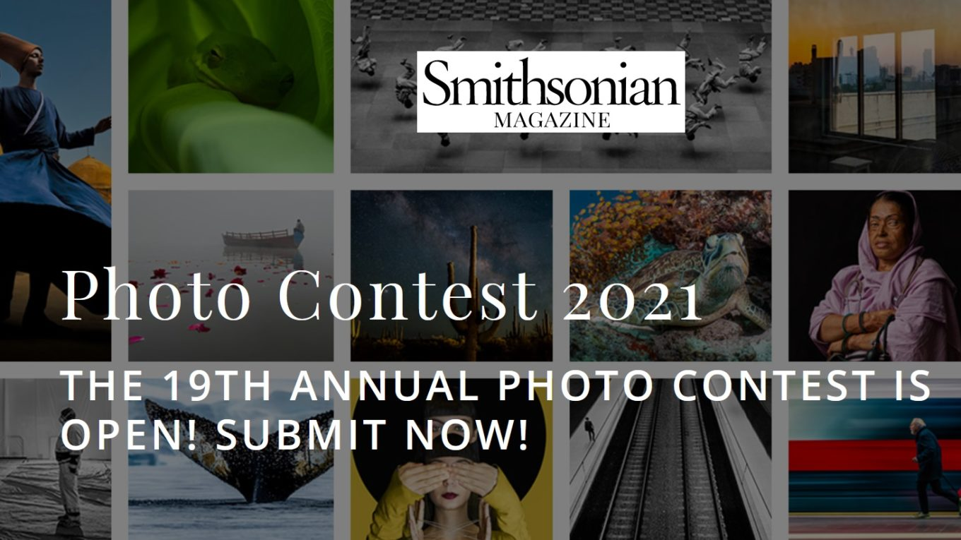Annual Smithsonian Photo Contest