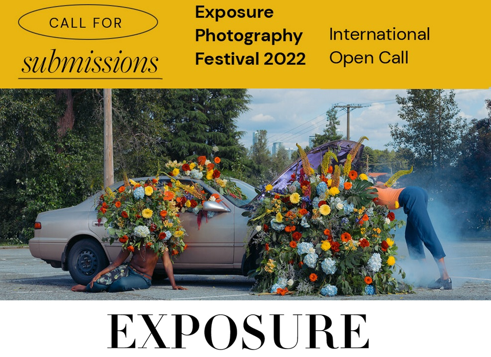 Exposure International Open Call