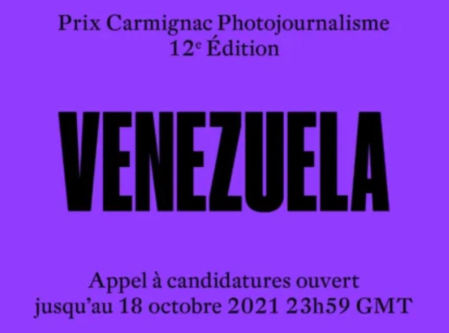 Carmignac Photojournalism Award: Venezuela