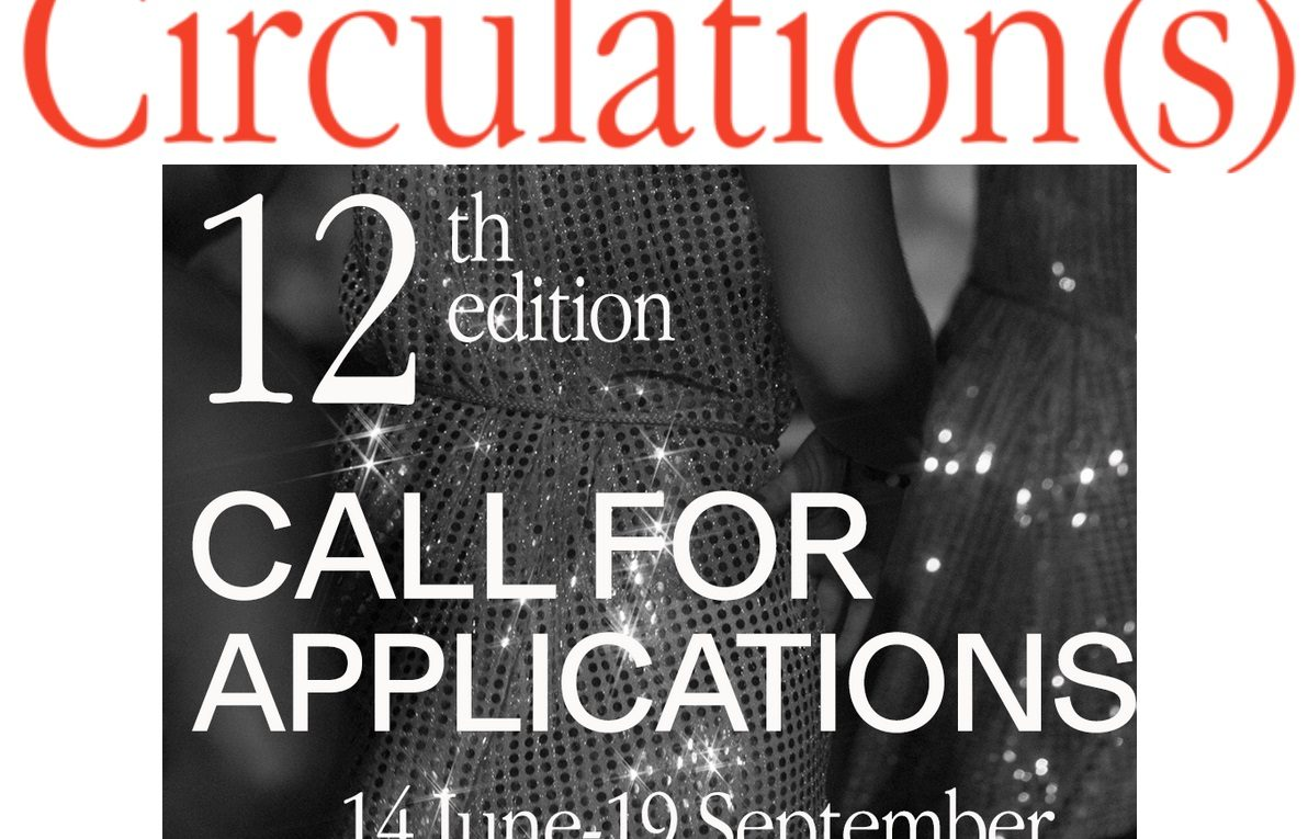 Circulation(s) Festival of Young European Photography