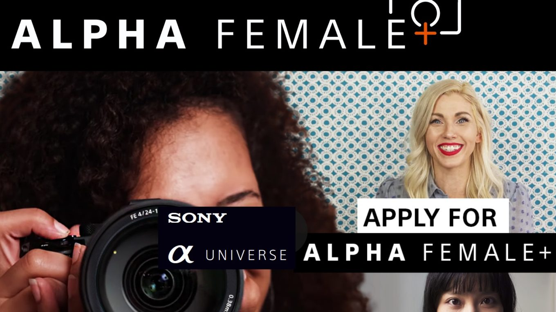 Sony Alpha Female + Grant