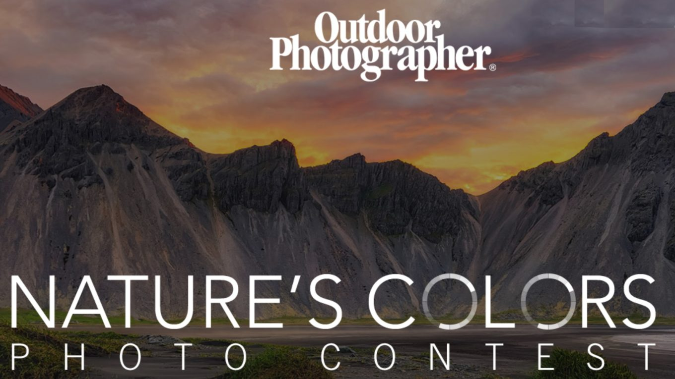 Outdoor Photographer - Nature's Colors